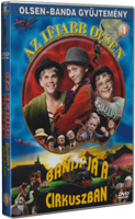 Az ifjú Olsen banda a cirkuszban DVD