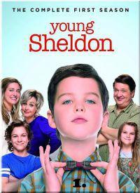 Az ifjú Sheldon DVD