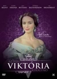 Az ifjú Viktória királynő DVD