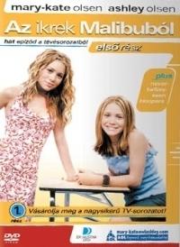 Az ikrek Malibuból DVD
