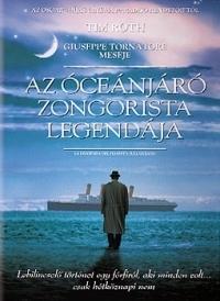 Az óceánjáró zongorista legendája DVD