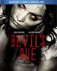 Az ördög ivadéka Blu-ray