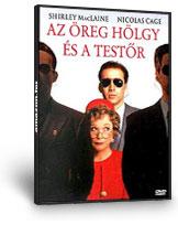Az öreg hölgy és a testőr DVD