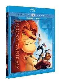 Az oroszlánkirály Blu-ray