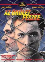 Az őrület fészke DVD