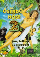 Az őserdő hőse 2. DVD