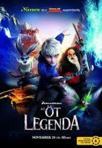 Az öt legenda DVD