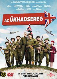 Az ükhadsereg DVD