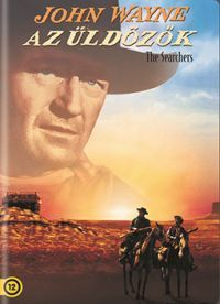 Az üldözők *John Wayne* DVD