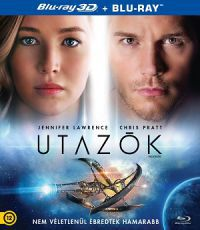 Az utazók Blu-ray