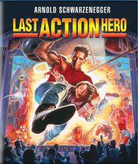 Az utolsó akcióhős Blu-ray