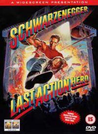 Az utolsó akcióhős DVD
