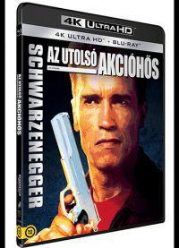 Az utolsó akcióhős (4K UHD + Blu-ray) Blu-ray
