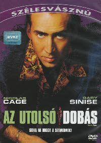 Az utolsó dobás DVD