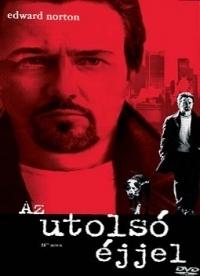 Az utolsó éjjel DVD