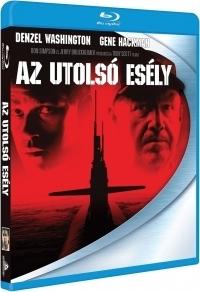 Az utolsó esély Blu-ray