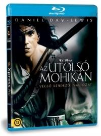Az utolsó mohikán: Végső rendezői változat Blu-ray