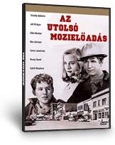 Az utolsó mozielőadás DVD