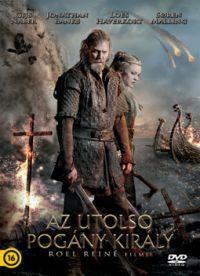 Az utolsó pogány király DVD