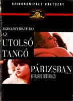 Az utolsó tangó Párizsban DVD