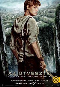 Az útvesztő DVD