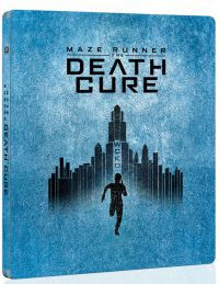 Az útvesztő: Halálkúra - limitált, fémdobozos változat (steelbook) Blu-ray