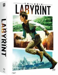 Az útvesztő trilógia (3 Blu-ray) Blu-ray