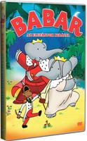 Babar - Az elefántok királya DVD