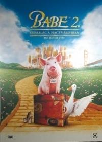 Babe 2. - Kismalac a nagyvárosban DVD