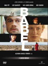 Bábel DVD