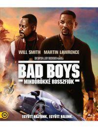Bad Boys – Mindörökké rosszfiúk Blu-ray