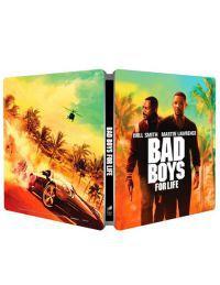 Bad Boys – Mindörökké rosszfiúk (UHD+Blu-ray) - limitált, fémdobozos változat (steelbook) Blu-ray