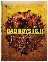 Bad Boys 1-2. gyűjtemény (2 4K Ultra HD (UHD) +2 BD) (steelbook) Blu-ray