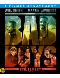 Bad Boys 1-3. (3 Blu-ray) Blu-ray