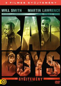 Bad Boys 1-3. (3 DVD) DVD