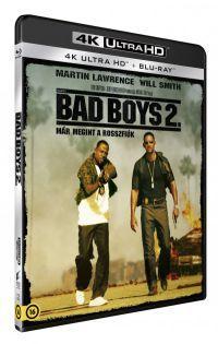 Bad Boys 2. - Már megint a rosszfiúk (4K Ultra HD (UHD) + Blu-ray) Blu-ray + 4K Blu-ray