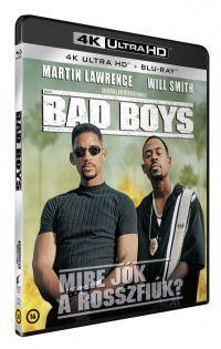 Bad Boys - Mire jók a rossz fiúk? Blu-ray + 4K Blu-ray