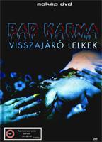Bad karma - Visszajáró lelkek DVD