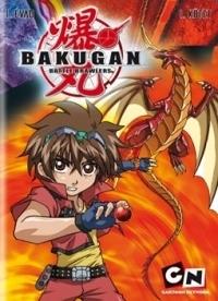Bakugan - 1. évad, 1. kötet DVD