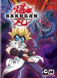 Bakugan - 1. évad, 2. kötet DVD