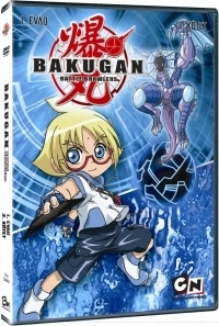 Bakugan - 1. évad, 3. kötet DVD