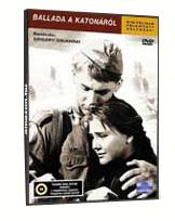 Ballada a katonáról DVD