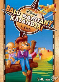Balu kapitány kalandjai - 1. évad, 2. lemez (5-8. rész) DVD