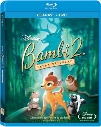 Bambi 2. : Bambi és az erdő hercege Blu-ray