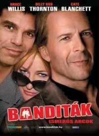 Banditák DVD