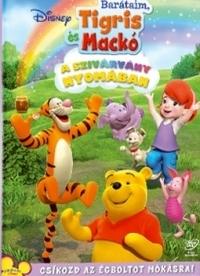 Barátaim: Tigris és Micimackó DVD