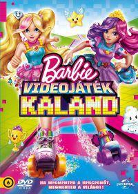 Barbie: Videojáték kaland DVD