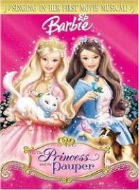 Barbie, a Hercegnő és a Koldus DVD