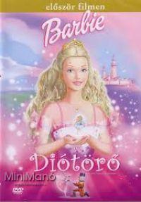 Barbie és a Diótörő DVD