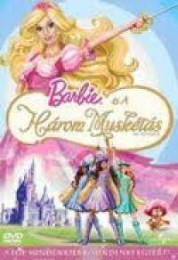 Barbie és a Három Muskétás DVD